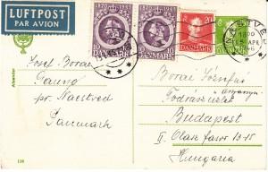 Gavnø forside postkort