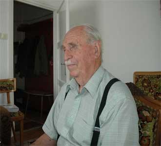 Imre Ferencsin: Det var bizart, at vi blev sendt til Bornholm netop som 2. Verdenskrig sluttede og russerne gik i land.