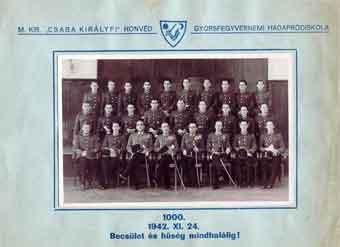 Kadetskolen fra Marosvarsárhely